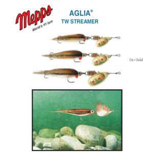 MEPPS-AGLIA-TW-STREAMER-POIDS-3-6-g-4-7-g-6-8-g-palettes-or-argent