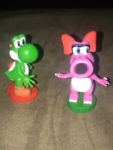 U Pic 2 Pawns /& Another Super Mario Brothers Chess Pieces Figures Lot of 3
