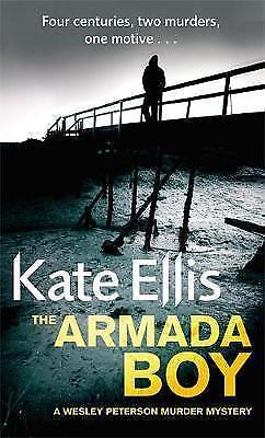 1 of 1 - The Armada Boy by Kate Ellis (Paperback) New Book