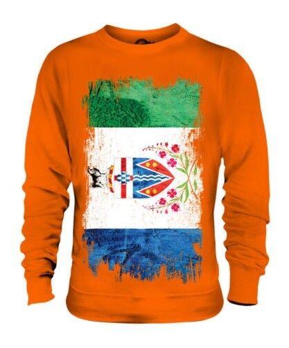 Yukon Grunge Flag Unisex Pullover Top Geschenk T-Shirt Kleidung Trikot