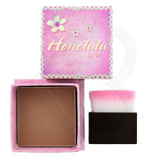 W7 Cosmetics Make Up - Honolulu Bronzing Powder with Brush