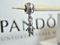Genuine PANDORA Sterling Silver Dangle Boy Charm 790859 - 5700302098365 Jewelry