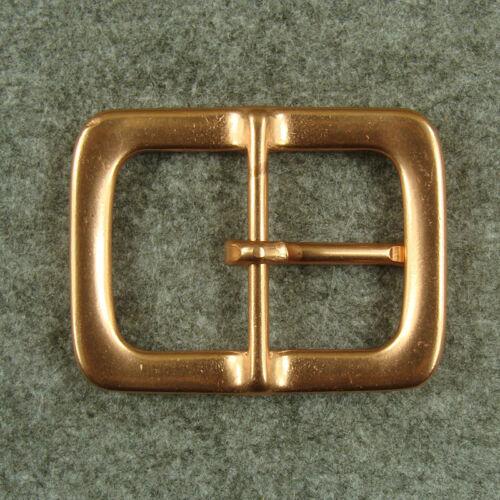"""Belt Buckles Heavy Duty Solid Copper Belt Pin Buckle suit for 1.5/"""" Belt"""
