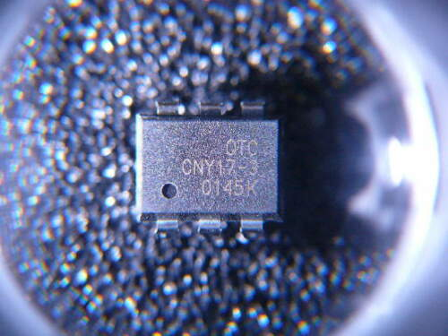 CNY17-3 CNY173 Phototransistor Optocoupler High BVceo  6-Pin DIP NEW Qty.25