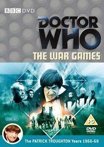 Doctor-Who-The-War-Juegos-DVD-Patrick-Troughton-y-Frazer-Hines-Dr-Who-BBC