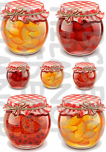 Sticker Label for Kitchen Glass Jars//Tins//Canisters//Tubs//Storage//Boxes//Box//Pots