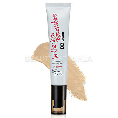 [TOUCHINSOL] In The Skin Renovation BB Cream (SPF36 PA++) 35ml / Korea cosmetic