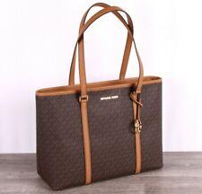 61f7ebf00f85 item 4 NWT Michael Kors SADY Large Multifunctional Top Zip Leather /  Signature Tote Bag -NWT Michael Kors SADY Large Multifunctional Top Zip  Leather ...