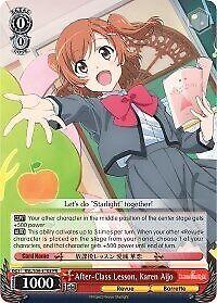 x1 Mini Homura Promo Normal Weiss Schwarz Promo Cards Near Mint English