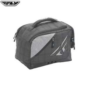 7d920b6cdf Details about Fly Racing Garage Motocross MX Moto-X Motor Bike Fleece Lined  Helmet Bag