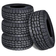 4 Lexani Terrain Beast AT LT245/75R16 120/116S 10PLY All Season All Terrain Tire