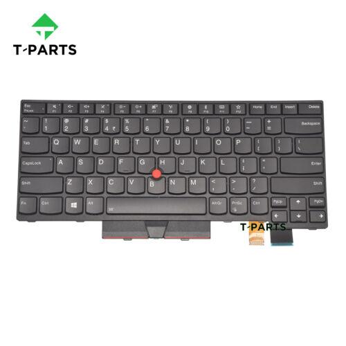 New 01AX605 for Lenovo Thinkpad T470 A475 US Keyboard Backlit