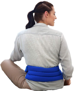 Heating Pad Microwavable Lower Back Pain Relief Pack W ...