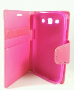 Hot-pink-diary-case-For-Samsung-Galaxy-S3