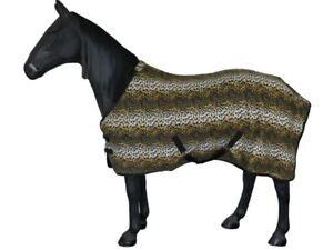 HORSE-RIDING-PONY-COB-FULL-TRAVEL-SHOWING-STABLE-COOLER-FLEECE-RUG-SIZE-4-039-0-7-039-0