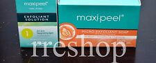 MAXI-PEEL MICRO EXFOLIANT SOAP WITH PAPAYA ENZYMES & MAXI-PEEL # 1