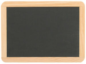 Schultafel  Schiefertafel echter SCHIEFER! Schreibtafel 22x29 cm Schultafel ...