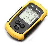 Usd - Lcd Portable Fish Finder - W/ Alarm 100m Fd01