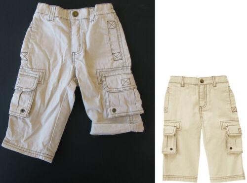 EUC gymboree boys spring capri cropped pants roll up 6 12 18