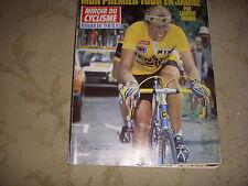 MIROIR DU CYCLISME 339 08.1983 MIROIR du TOUR 1er FIGNON ETAPES et RESULTATS