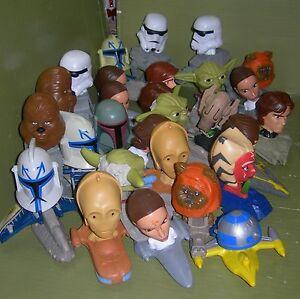 Image Is Loading Star Wars CLONE WARS BobbleHead McDonald 039 S