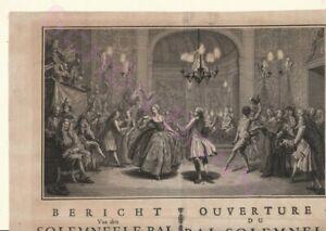 1742-Karikatur-Simon-Fokke-Ouverture-du-bal-solemnel-Maria-Theresia-Friedrich-II
