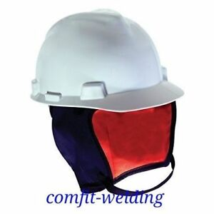 797b076ba084f Hard Hat Helmet cold weather Liner Cap Safety Workwear outer shell ...