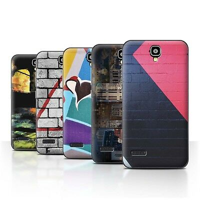 Cases, Covers & Skins Stuff4 Back Case/cover/skin For Huawei Y5 /y560/urban Street Art Quell Summer Thirst