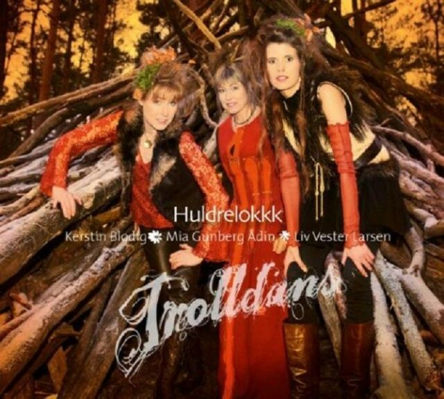 HULDRELOKKK - TROLLDANS  CD NEW!