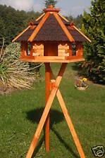 à Oiseaux Mangeoire 67x45cm Toit V18gXXL Énorme XXL Nichoir Villa