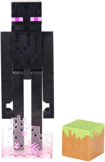 Mattel Minecraft Enderman Series 4 Action Figure