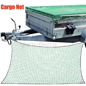 Cargo Net Strong Heavy Duty Netting Garden Scramble Car Trailer Skip Truck  US