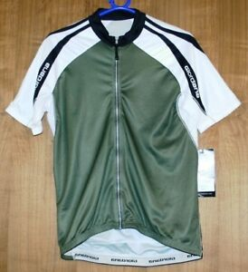 GIORDANA TECHNICAL BLEND  A600 S//S CYCLING JERSEY LARGE UK P/&P FREE