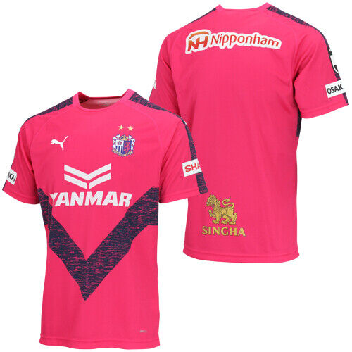 Puma JAPAN Cerezo Osaka JLeague Football Jersey Home 2019 762624