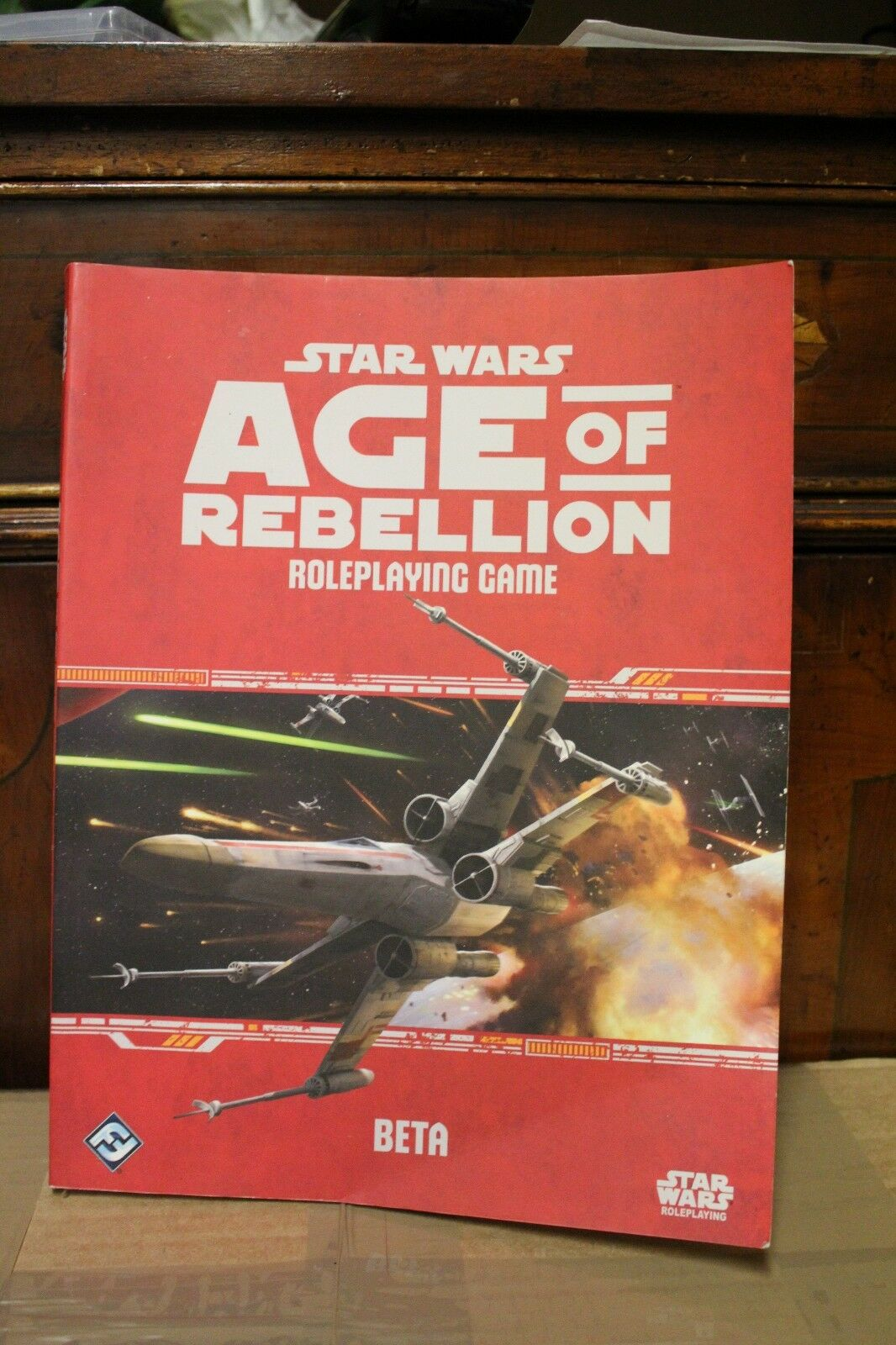 Star Wars Age Of Rebellion Role playing Game