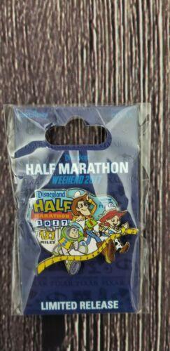 RunDisney Disneyland Pixar 13.1 Toy Story Half Marathon Pin 2017