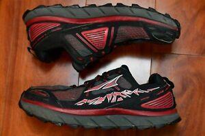 ALTRA-Men-039-s-Lone-Peak-3-5-Running-Shoe-Red-9-D-US