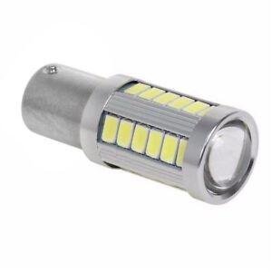 2x-12V-BA15S-P21W-1156-LED-Car-Backup-Reverse-Light-White-Bulb-33-SMD-5630-E8H8
