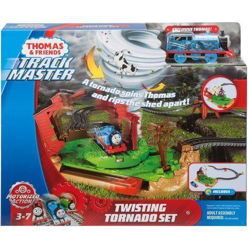 Pista tornado thomas friends friends friends track master twisting set alerte train treno FJK25  a la venta