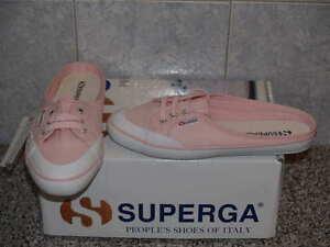 Scarpe Superga 293DCOW Rosa Pink ORIGINALI Nuove 37
