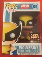 Funko Pop Zapp Exclusive Wolverine