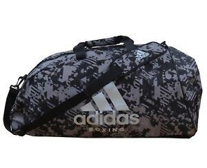 Adidas Boxing Martial Arts Combat Sports Holdall Gym Bag Sports Kit ... 5606b213fedb9