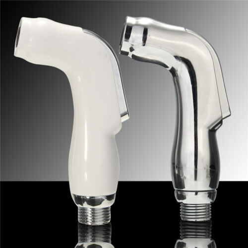 Portable Handheld Toilet Bidet Shower Head Sprayer Nozzle Bathroom Sprinkler-//