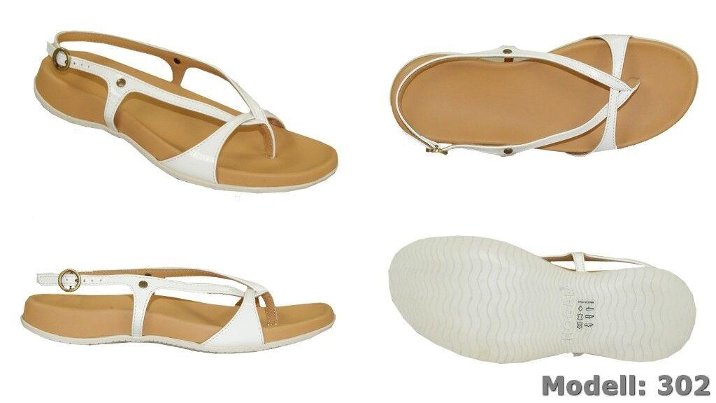 HOGAN Infradito Sandali Sandali Sandali Sandalo dianetten dita dei piedi sandali sandals SVENDITA 6aa4d5