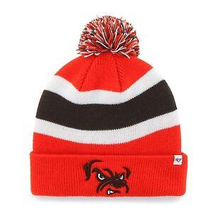 Details about Bridgestone Golf Cleveland Browns NFL Football Beanie Cap  Stocking Ski Hat NEW 72ba47e3363