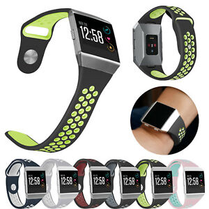 Sport-Breathable-Silicone-Watch-Band-Strap-Wristband-Bracelet-For-Fitbit-Ionic