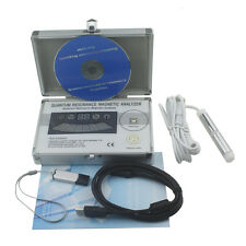 3rd generation Quantum Magnetic Resonance Analyzer English +Spanish 41 reports