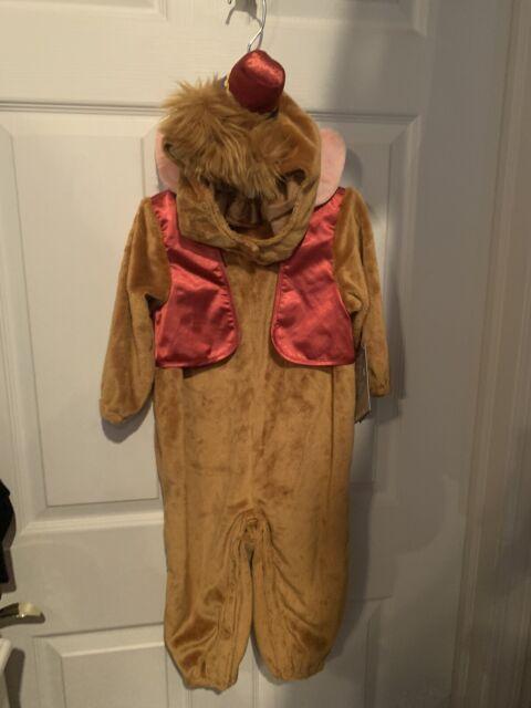 Infant Sized Monkey Around Costume