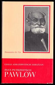Asratjan, Esras Asratowitsch; Iwan Petrowitsch Pawlow, 1982