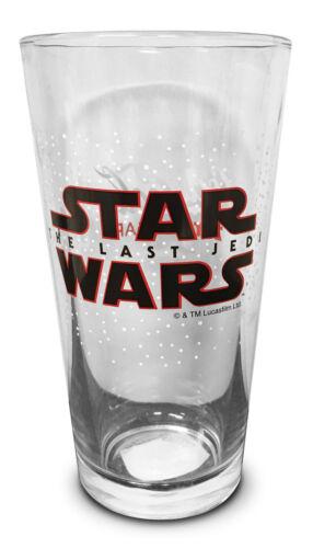 Star Wars The Last Jedi Movie Theater Exclusive 16 oz Pint Glass